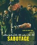 Movie – Sabotage (2014)