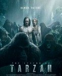 The Legend Of Tarzan (Legenda o Tarzanu) 2016