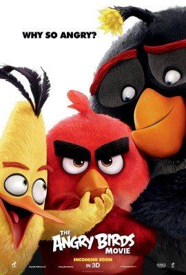 Angry Birds 2016 movie