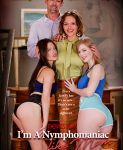 I'm A Nymphomaniac Like Mom (2017) (18+)
