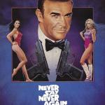 James Bond 007: Never Say Never Again (Džejms Bond: Nikad ne reci nikad) 1983