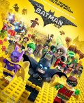 The LEGO Batman Movie (Lego Betmen film) 2017